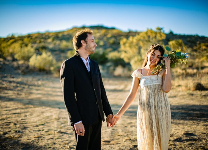 Your magical moment in the Mojave