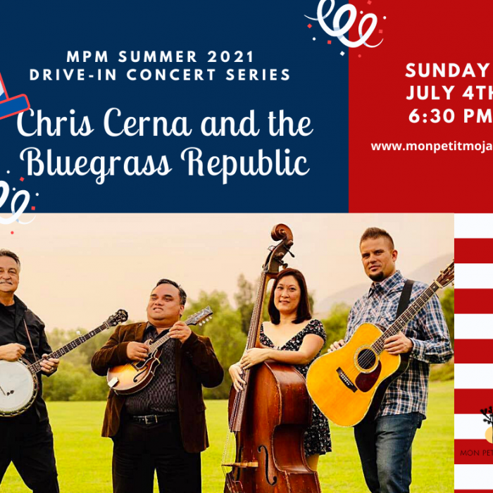 Chris Cerna and the Bluegrass Republic